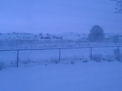 Crownpoint nm...woke up to this ...2/28/15