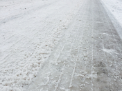 current road condition on central