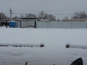 Snow Snow and more Snow!!
