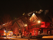 Springdale Fire Department --Fighting Flu Fire Harber Meadows, Springdale