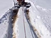Fun in the snow in Breckinridge Co
