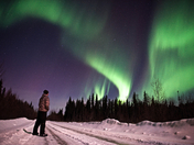 Under The Northern Lights