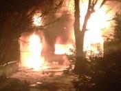 Lebanon 3 alarm fire
