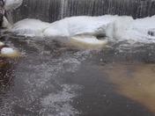 Portland Maine's Last Winter Snowstorm.