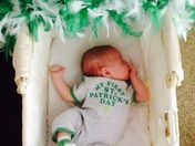 Our Newest Favorite Leprechaun Nicholas Ashmore Charles