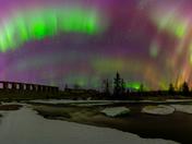 Auroral Explosion