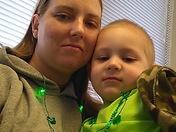 Dalton & mommy