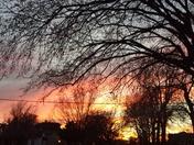 Sunset Enid,Ok