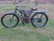 Antique Motorbike Replicas
