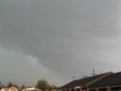 funnel cloud south east over lowell ar