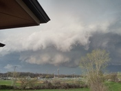 In Jenks, looking north west.
