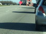 accident on I-49