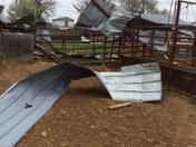 barn damage