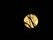 Full Moon in Hodges, SC April 4, 2015