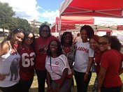 Tailgating for the Tide in Title-town