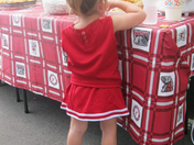tailgating in Tuscaloosa