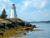 Fundy Lighthouse