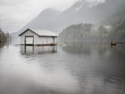 Flooded Boat House