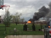 More lake forest fire