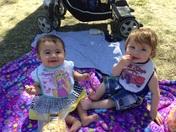 Baby Zoo picnic!