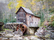 Glades Creek Mill