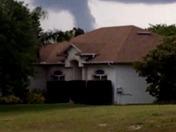 Possible funnel cloud.