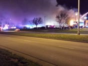 Olathe This was, KS. Fire 4/13/2015