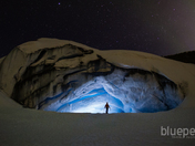Icy portal