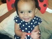 ladybug baby!!