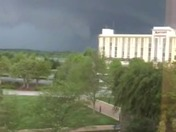 Possible 2 tornados form over taylors