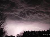 Intense Lightning!