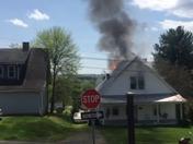 Wilkes fire video 1