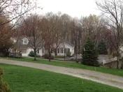It's SNOWING on April 22nd in Murrysville!