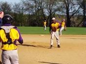 Elkton MD's Elkton High School Varsity Baseball Game Season's Best Catch