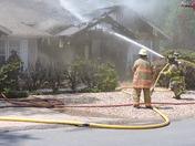 Bella Vista house fire