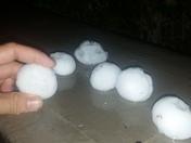 hail in norman