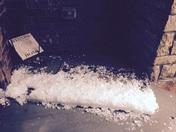 Hail snow or shail?