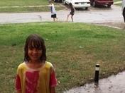 puddle hopping