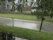 Rain in Siloam springs