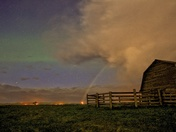 Aurora and Moonbow