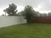 East Orlando rain cypress creek