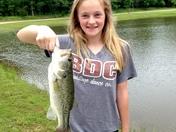 Great Day for Bass Fishin