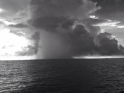 storm in Quarantine Bay