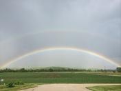 Double Rainbow - Ottumwa, IA
