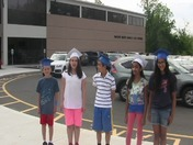 Wake up call 5th Grade Grads