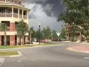 Cool storm footage !