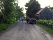 Evacuation from monte tech due to Fitchburg gas leak