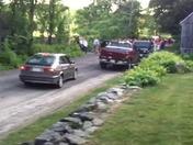More video Fitchburg gas leak evacuation
