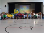 H. Olive Day Second Graders
