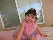 Arelynn's 1st Birthday